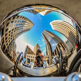 by Artem Kevorkov - City,  Street & Park  Neighborhoods