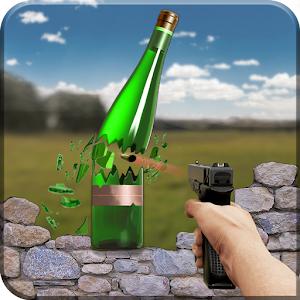 Bottle Shooter: Expert Shooting Range