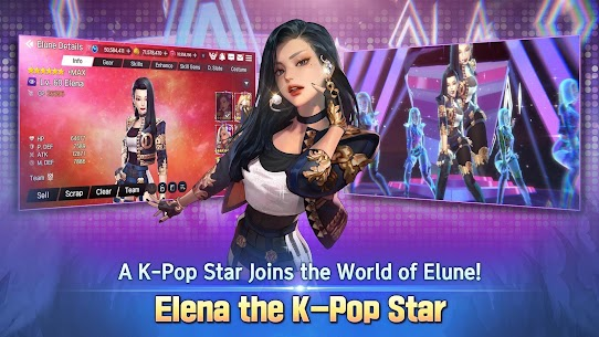 Elune MOD APK (Free Shopping) for Android 2