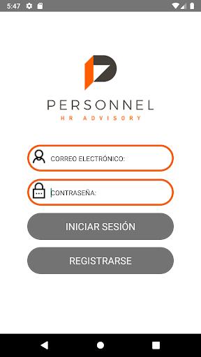 Personnel screenshot 2