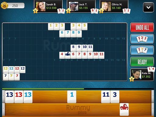 Rummy Plus screenshot 1