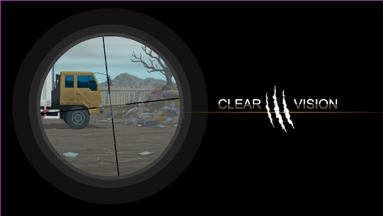 Screenshots of Clear Vision 3 -Sniper Shooter for iPhone