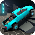 Monster Car vs Trucks: Offroad Trials icon