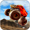 Monster Truck Mountain Drive icon