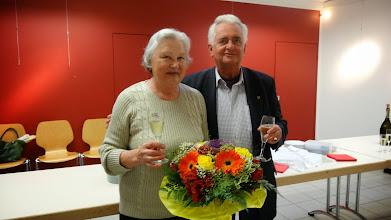 Photo: Anni Hochgatter zum 75er Foto G. Zimmer