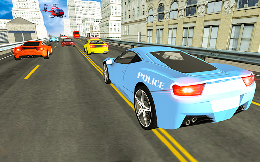 Police Games Car Chase-Free Shooting Games apkmr screenshots 12