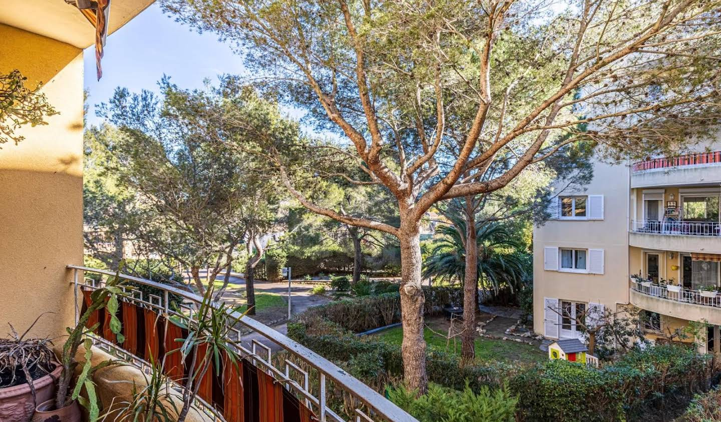 Apartment with terrace Cavalaire-sur-Mer