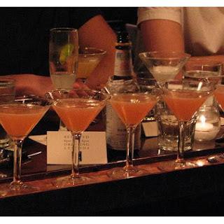 Jasmine Cocktail.