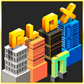 Blox It - tower building game
