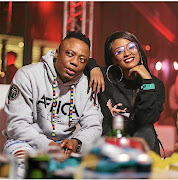DJ  Tira and East African pop star Vanessa Mdee.