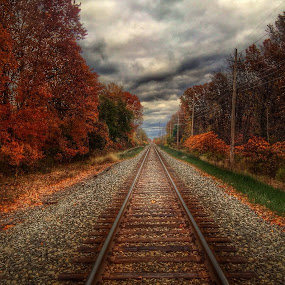 by Jeffrey Goodman - Travel Locations Railway