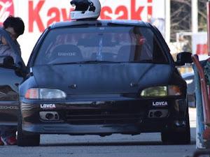 シビック EG6 のカスタム事例画像 真っ黒(きいろ目)civic)さんの2020年02月27日21:52の投稿