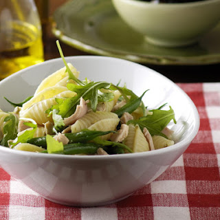 Tuna and Rocket Pasta Salad.