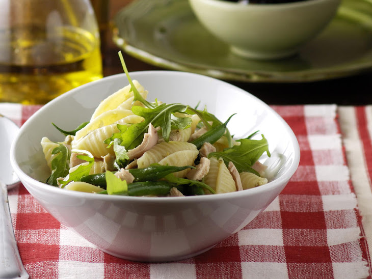 Tuna and Rocket Pasta Salad Recipe