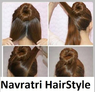Hairstyle video Step By Step hairstyle Videos - Google Play पर ...