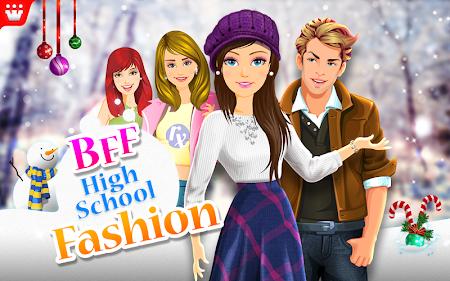 BFF - High School Fashion 2.2 screenshot 435694