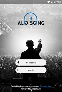 AloSong - náhled