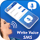 Download Write SMS by Voice: Text Message by Voice 2018 For PC Windows and Mac