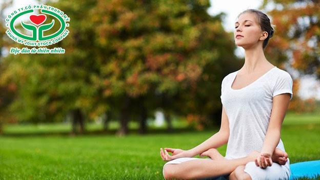 Thiền giúp cải thiện đáng kể chứng thiểu năng tuần hoàn não