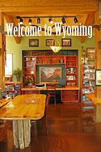 Photo: Northeast Wyoming Welcome Center interior shot - Located at Exit 199 near Sundance, Wyoming