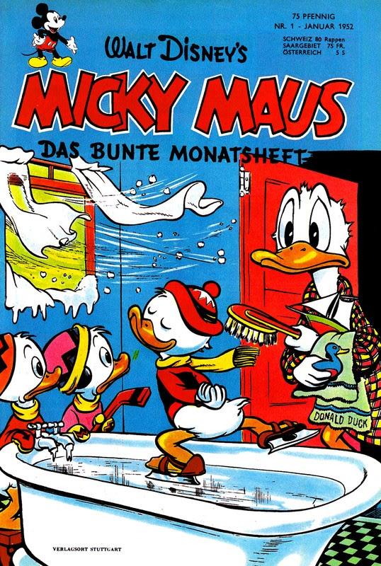 Micky Maus (1952) - komplett