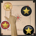 Real Finger Carrom icon