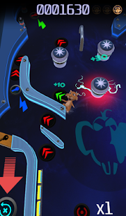 Fat Rat Pinball : animal Pinball- screenshot thumbnail