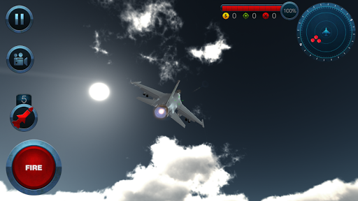 Jet Plane Fighter City 3D 1.0 screenshots 8