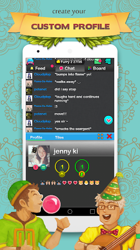 Chat Rooms - Find Friends 1.409926 screenshots 9
