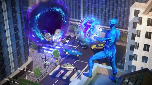 Black Hole Hero : Vice Vegas Rope Mafia apklade screenshots 1