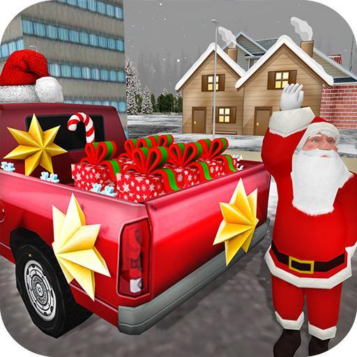 Super Santa Gift Delivery Game (game)