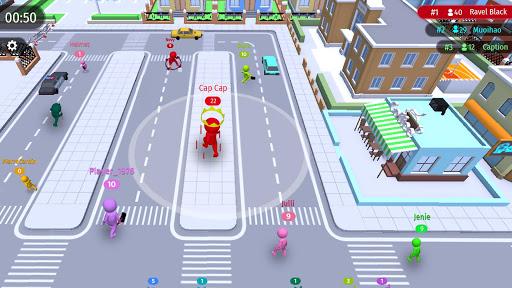 Move.io: Move Stop Move - Stickman Crowd 3D 0.0.47 screenshots 8