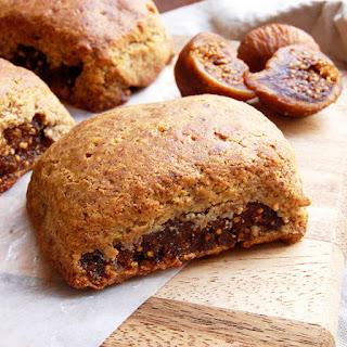 Homemade Paleo Fig Newton Cookies