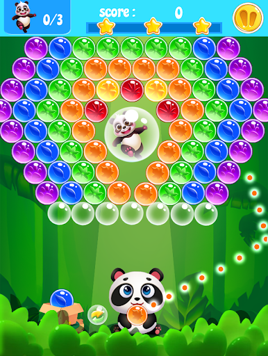 Little Panda Bubble 1.0 screenshots 1