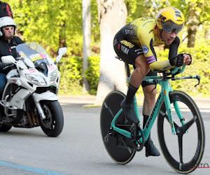 Sloveense eindwinnaar verbrodt met derde ritzege het tijdritfeestje van Victor Campenaerts