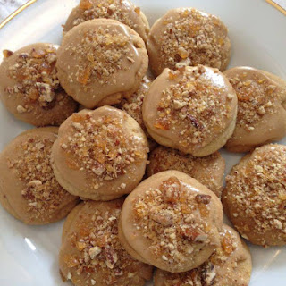 Brown Sugar Pecan Praline Cookies