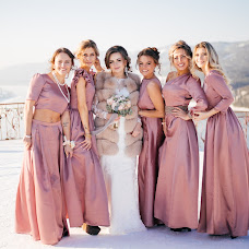 Wedding photographer Elizaveta Efimova (efimovaelizavet). Photo of 13.02.2017