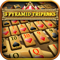 3 Pyramid Tripeaks Solitaire icon