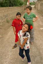 Photo: Ferhat, Yakup and Esmanur, Bazit 2015