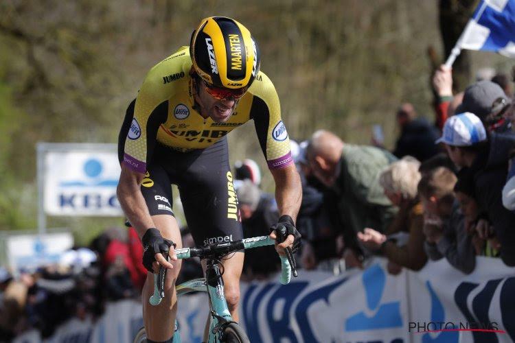 Jumbo-Visma verlengt het contract van Maarten Wynants (en drie andere renners)