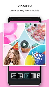PhotoGrid Video Pic Collage Maker Photo Editor (MOD, Premium) 4