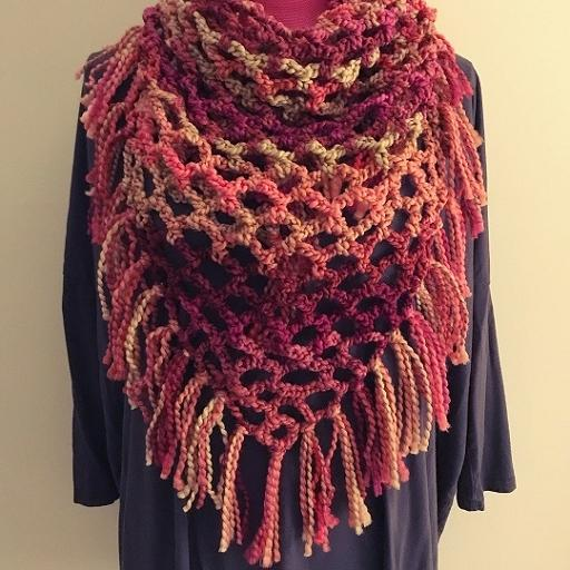 9f11546edf2b Crochet Shawl - Εφαρμογές στο Google Play