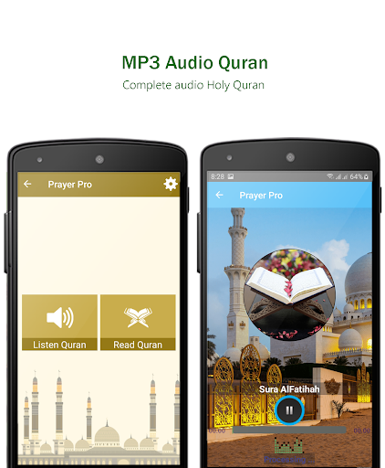 Muslim Prayer Pro with Azan, Quran & Qibla Compass screenshot 5