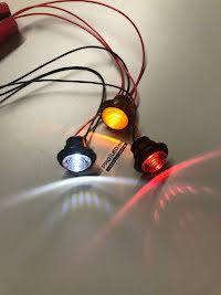 Positionsljus LED