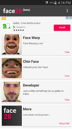 Download Face28 - Face Changer Live Google Play softwares
