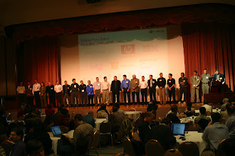 Photo: Announcement of the Eclipse Foundation, EclipseCon 2004
