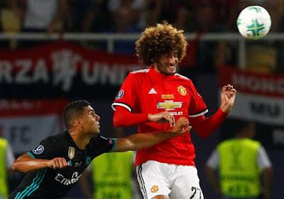 Marouane Fellaini ne devrait pas quitter Manchester United
