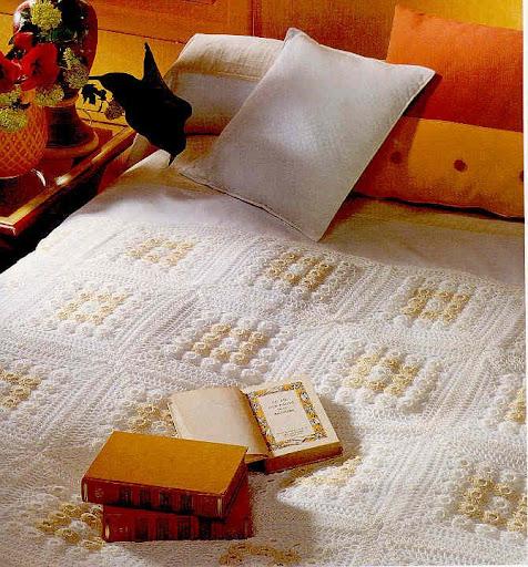 مفارش سرير كروشية بالبترون ,طريقة عمل مفارش كروشية للسرير روعه بالباترون2013 dddCama025.jpg?imgmax=512