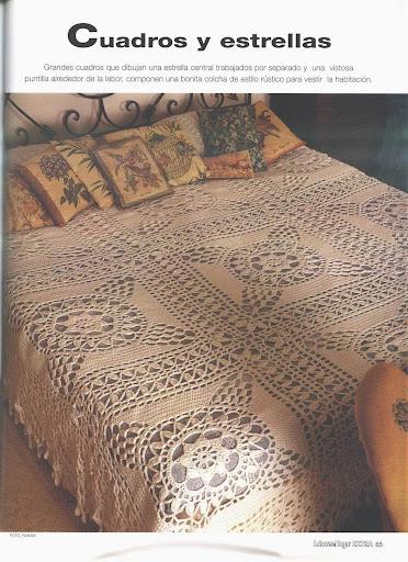 مفارش سرير كروشية بالبترون ,طريقة عمل مفارش كروشية للسرير روعه بالباترون2013 dddCama039.jpg?imgmax=512
