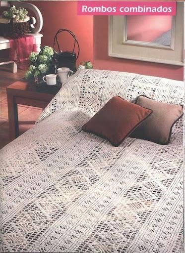 مفارش سرير كروشية بالبترون ,طريقة عمل مفارش كروشية للسرير روعه بالباترون2013 dddCama040.jpg?imgmax=512
